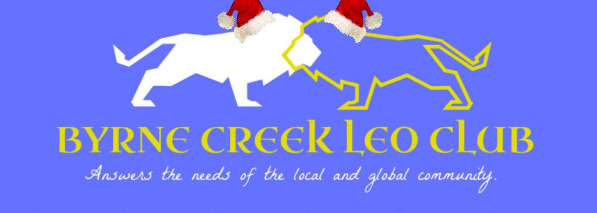 Byrne Creek Leo Club